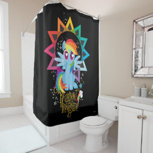 My Little Pony Shower Curtains