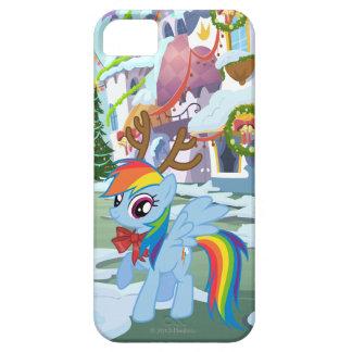 Rainbow Dash Reindeer iPhone SE/5/5s Case