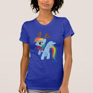 Rainbow Dash Reindeer Shirt