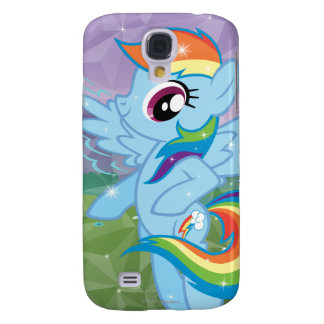 Rainbow Dash Samsung Galaxy S4 Cover