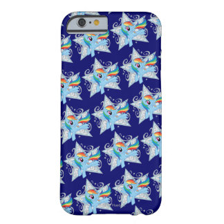 Rainbow Dash Star Barely There iPhone 6 Case