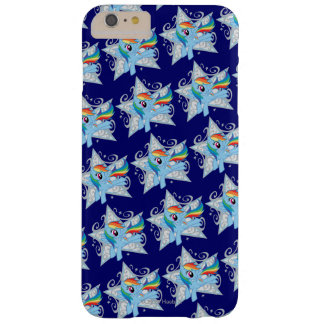 Rainbow Dash Star Barely There iPhone 6 Plus Case