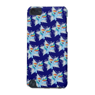 Rainbow Dash Star iPod Touch 5G Cases