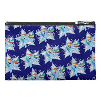 Rainbow Dash Star Travel Accessory Bag