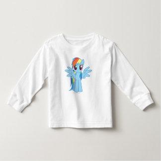 Rainbow Dash Toddler T-shirt