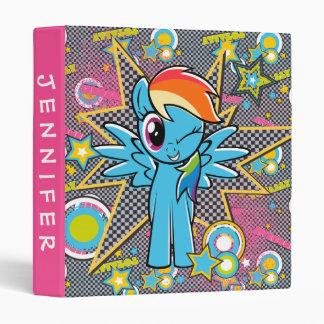 Rainbow Dash   Totally Awesome! Binder