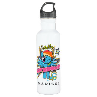 Rainbow Dash | Totally Awesome! Stainless Steel Water Bottle