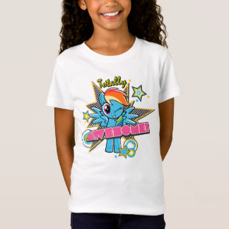 Rainbow Dash   Totally Awesome! T-Shirt