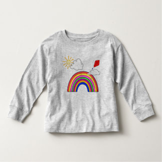 Rainbow Day Toddler T-shirt