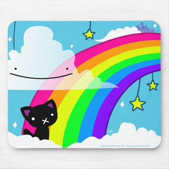 Rainbow Daydream Mousepad