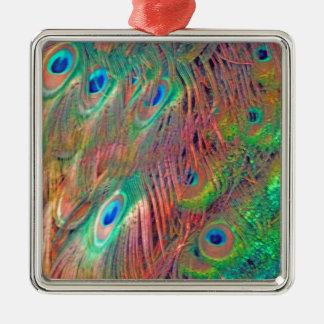 Rainbow Deco Metal Ornament