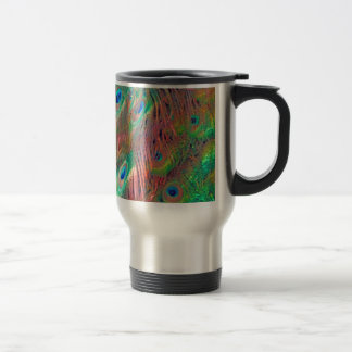 Rainbow Deco Travel Mug