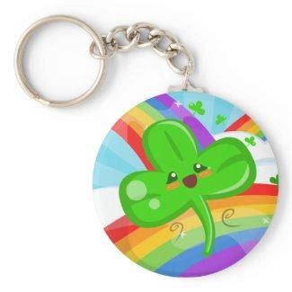 Rainbow Delight-Chloe Keychain keychain