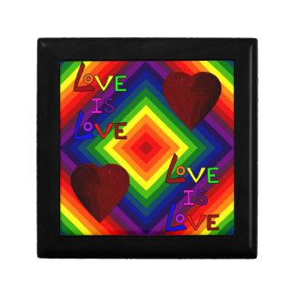 RAINBOW DELUXE: LOVE TRIUMPHANT ~ JEWELRY BOX