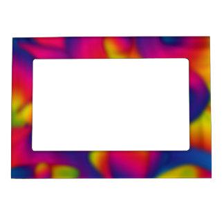 Rainbow Design Magnetic Frame