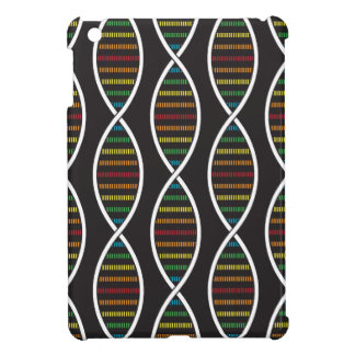 Rainbow DNA Strands Cover For The iPad Mini