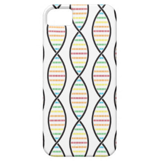 Rainbow DNA Strands iPhone SE/5/5s Case