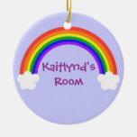 Rainbow Door Hanger Ornament
