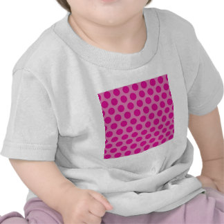 Rainbow Dots Collection - Pink 2 T-shirts