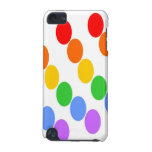 Rainbow Dots iTouch Cover iPod Touch (5th Generation) Cover