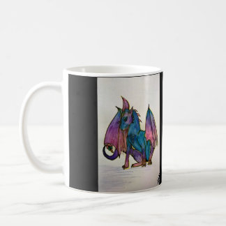 Rainbow Dragon Mug