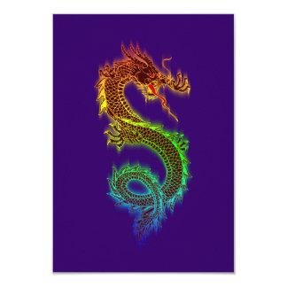 Rainbow_Dragon_Vector_ RAINBOW DRAGON COLORFUL DRA Card
