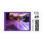"""Rainbow Dragonfly #1   ""U.S. Postage Stamps"