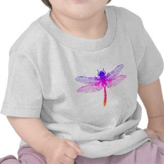 Rainbow Dragonfly Tshirts