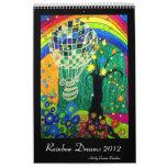 Rainbow Dreams Calendar 2012