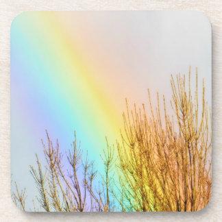 Rainbow Drink Coaster