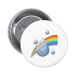 Rainbow drops button