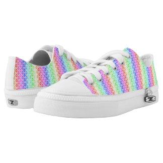 Rainbow DX Rhombus™ M/W Low Top Shoes