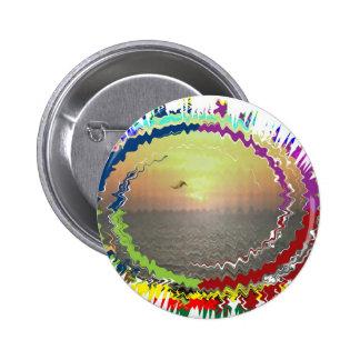 Rainbow Earth n Sky Buttons