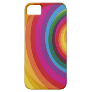 Rainbow Eclipse Case For iPhone 5/5S