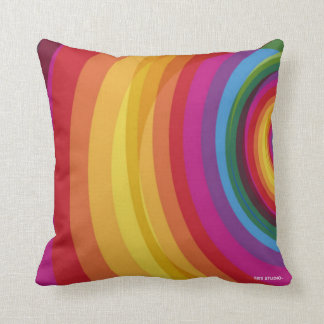 Rainbow Eclipse Pillows