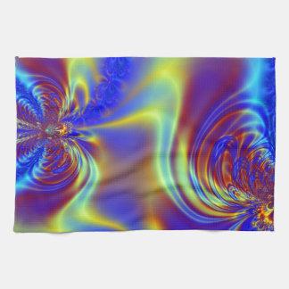 Rainbow Effect Kitchen Towel