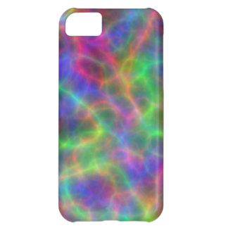 Rainbow Electrical Charges Of Light iPhone 5C Cover