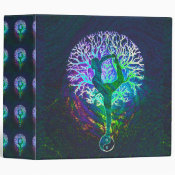 Rainbow Energy Yin Yang Yoga Binder (<em>$24.15</em>)