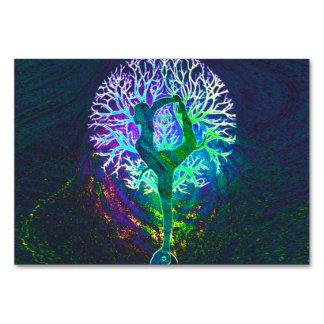 Rainbow Energy Yin Yang Yoga Card