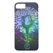 Rainbow Energy Yin Yang Yoga iPhone 7 Case (<em>$31.65</em>)