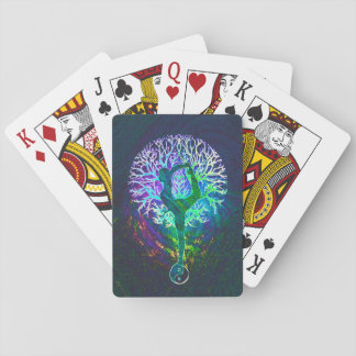 Rainbow Energy Yin Yang Yoga Playing Cards