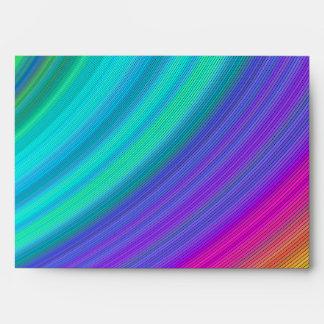 Rainbow Envelope