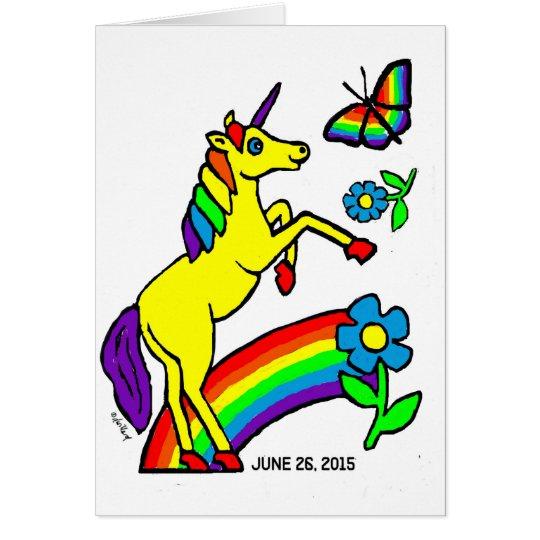 marriage equality unicorn
