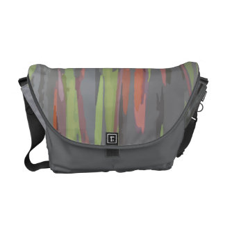 Rainbow Eucalyptus Messenger Bag
