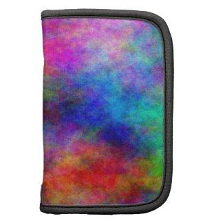 Rainbow Explosion Folio Planner