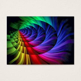 Rainbow Express_ Business Card