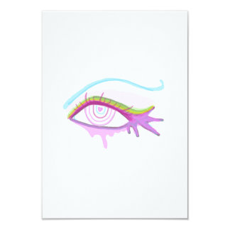 Rainbow Eye Card