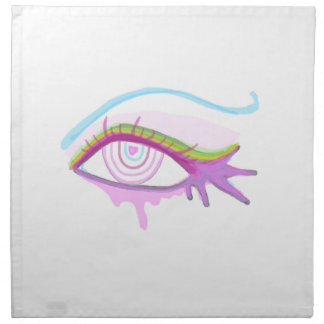 Rainbow Eye Cloth Napkin