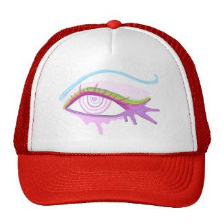 Rainbow Eye Trucker Hat