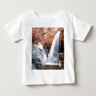 Rainbow Falls 02 Baby T-Shirt